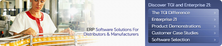 ERP Food Processing Software Solutions for Food and Beverage Manufacturers and Distributors