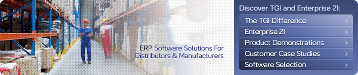 Distribution inventory software & manufacturing inventory software