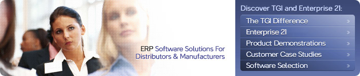 ERP Companies & ERP Software Vendors